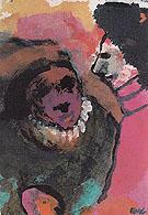 Comical Figures - Emile Nolde