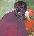 Mismatched Couple - Emile Nolde
