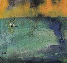Light Flooded Sea Green - Emile Nolde