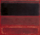 Four Darks in Red 1958 - Mark Rothko