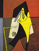 Figure 1924 - Pablo Picasso reproduction oil painting