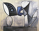 Still Life 1947 - Pablo Picasso reproduction oil painting
