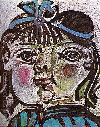 Paloma 1951 - Pablo Picasso reproduction oil painting