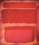 Untitled Mauve and Orange 1961 - Mark Rothko