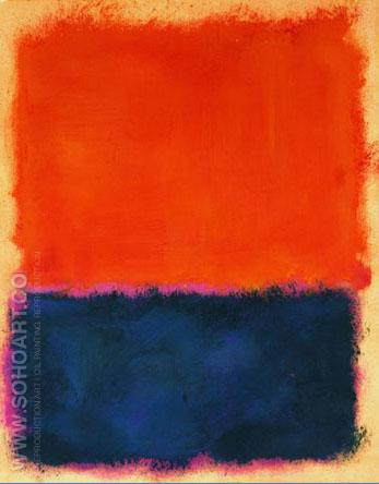 Untitled 789A - Mark Rothko reproduction oil painting