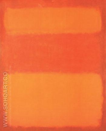 Untitled No 5 08 - Mark Rothko reproduction oil painting