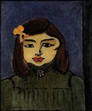 Nono Mlle Lebasque 1908 - Henri Matisse
