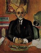 Auguste Pellerin I 1916 - Henri Matisse reproduction oil painting