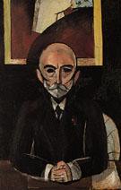 Auguste Pellerin II 1917 - Henri Matisse reproduction oil painting