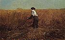 The Veteran in a New Field 1865 - Winslow Homer