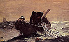 The Herring Net 1885 - Winslow Homer