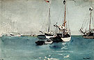 Key West 1903 - Winslow Homer