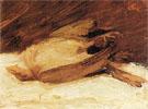 The Dead Sparrow 1905 - Franz Marc