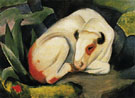The Bull 1911 - Franz Marc