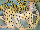 Skin - Francesco Clemente reproduction oil painting