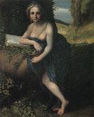 The Magdalene c1517 - Antonio Allegri da Correggio