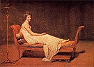 Madame Recamier 1800 - Jacques Louis David