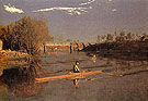 The Champion Single Sculls 1871 - Thomas Eakins