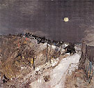 Catterline in Winter c1963 - Joan Eardley