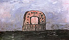 Black Sea 1977 - Philip Guston reproduction oil painting