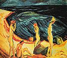 Bathers 1940 - Erich Heckel