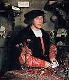 Georg Gisze 1532 - Hans Holbein