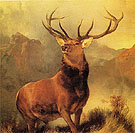 Monarch of the Glen 1850 - Sir Edwin Landseer