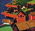 Lofthus 1911 - Karl Schmidt-Rottluff