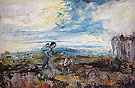 The Rogues March 1950 - Jack Butler Yeats