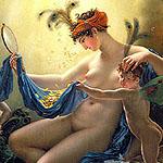 GIRODET, Ann-Louis de Roucy Trioson