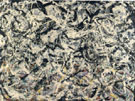 Greyed Rainbow 1953 - Jackson Pollock