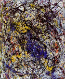 Reflection of the Big Dipper 1947 - Jackson Pollock