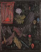 Gate in the Garden 1926 - Paul Klee reproduction oil painting