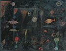 Fish Magic 1925 - Paul Klee reproduction oil painting