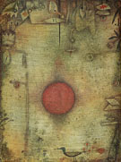 Ad Marginem 1930 - Paul Klee reproduction oil painting