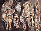 Untitled c1940 - Jackson Pollock