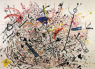 Untitled c1946 - Jackson Pollock