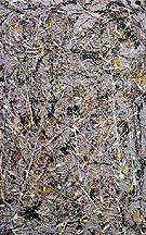 Phosphorescence 1947 - Jackson Pollock