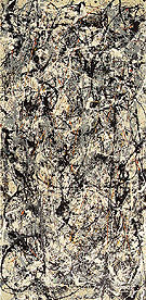 Cathedral 1947 - Jackson Pollock