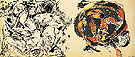 Portrait and a Dream 1953 - Jackson Pollock