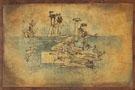 Bird Islands 1921 - Paul Klee