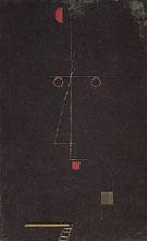 Portrait of an Acrobat 1927 - Paul Klee