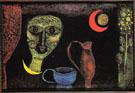 Ceramic Mystic 1925 - Paul Klee reproduction oil painting