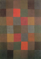 Blooming 1934 - Paul Klee reproduction oil painting