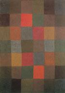 Blooming 1934 - Paul Klee reproduction oil painting