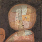 Bust  of a Child 1933 - Paul Klee reproduction oil painting