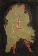 Ragged Ghost 1933 - Paul Klee reproduction oil painting