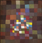 Blossoming 1934 - Paul Klee reproduction oil painting