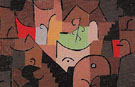 Stage Landscape 1937 - Paul Klee reproduction oil painting