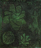 Deep in the Woods 1939 - Paul Klee reproduction oil painting